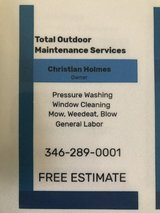 Christian's Total Outdoor Maintenance in Houston, Texas