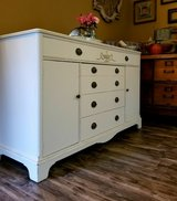 Large refinished buffet in Joliet, Illinois