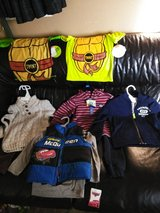Toddler boys clothes lot size 3T NWTs in Travis AFB, California