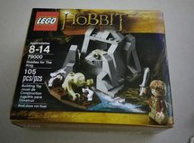 "LEGO 79000 ""RIDDLES FOR THE RING"" ""THE HOBBIT"" SET OPENED in Camp Lejeune, North Carolina"