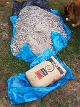 Cement and Gravel Mix in Baumholder, GE