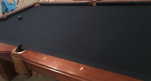 Slate Pool Table in Plainfield, Illinois