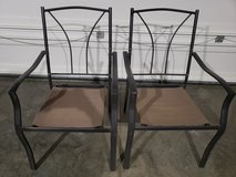 2 Outdoors Patio Porch Chairs in Fort Campbell, Kentucky