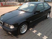 BMW 316 i compact mod 2001 ac leather sunroof new inspection free delivery in Grafenwoehr, GE