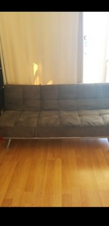 Futon lounge bed couch seat in Chicago, Illinois