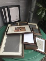 14 New picture frames in Ramstein, Germany