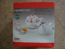 New In Box Mavericks Henrietta Hen Egg Cooker in Kingwood, Texas