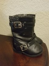 Baby Girl Boots Size 3 in Vacaville, California