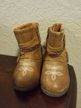 Baby Girl Cowbow Boots Size 3 in Vacaville, California