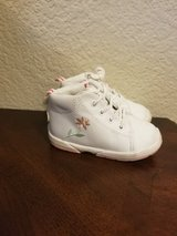 Baby Girl Walking Shoes  Size 4 in Vacaville, California