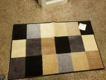 New with tags through rug. Size is 18x30 in Vacaville, California