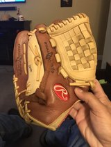 "Rawlings 12"" baseball glove (rhc) in Plainfield, Illinois"