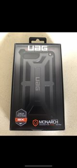 Urban Armor Gear (UAG) Monarch Series Case for iPhone 8/7/6S Case (Graphite) in Pleasant View, Tennessee