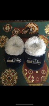 *NEW* Infant Seattle Seahawks Slippers in Pleasant View, Tennessee