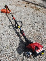 STRAIGHT SHAFT GAS TRIMMER WEED WACKER, TROY BILT, SUPER CLEAN, SAVE!!! in Cherry Point, North Carolina