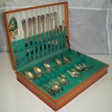 Wm. Rogers Silver Flatware Set in St. Charles, Illinois