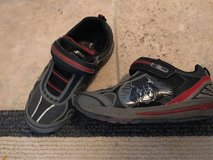 Boys Star war shoes (light up) in Plainfield, Illinois