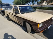 1984 chevrolet s10 regular cab in Temecula, California
