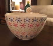 Ceramic X-Mas Bowl in Chicago, Illinois