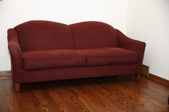 Matching couch/loveseat.  Excellent condition.  $200.00 for the set. in Chicago, Illinois