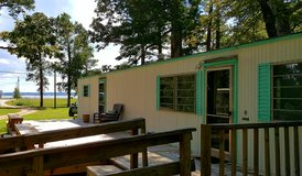 Beach Mobile Home Trailer Pkg. Deal (Minnesott Beach, NC) in Greenville, North Carolina