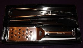 3 piece grilling tool set, NEW in Fort Campbell, Kentucky