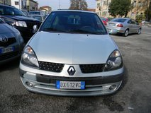 03 RENAULT CLIO - AUTOMATIC - GASOLINE - 1YR WARRANTY - Cars&Cars Military Sales Vicenza by Chap... in Vicenza, Italy