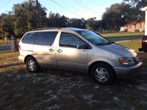 2002 Toyota sienna xle super low miles in Beaufort, South Carolina