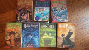 Harry Potter, Complete bookset in CyFair, Texas