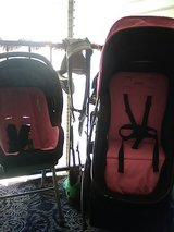 Urbini carseat and stroller in Fort Campbell, Kentucky