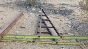 2 sets Steel A Frames in Yucca Valley, California