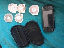 PSP and games in Fort Leonard Wood, Missouri