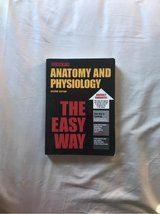 Anatomy and Physiology textbook in Chicago, Illinois