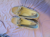Womens sperry loafer size 7.5 in Macon, Georgia
