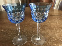 Waterford crystal water goblets in Algonquin, Illinois