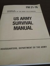 US Army Survival Manual in Perry, Georgia