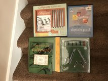Calligraphy Book/Kit/Artist Pad in Philadelphia, Pennsylvania