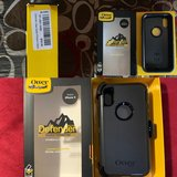 *Brand New* OTTERBOX Defender Series Screenless Edition Case (Black) for iPhone X/Xs in Pleasant View, Tennessee
