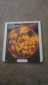RARE BEATLES LET IT BE MOVIE VIDEO DISC 81 in Fort Bliss, Texas