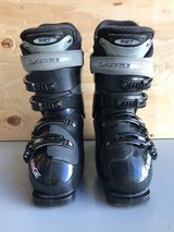 Ski boots in Camp Pendleton, California