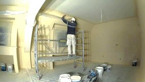 Entire House or Building Spray Painter - up to 1800 square feet in Tinley Park, Illinois