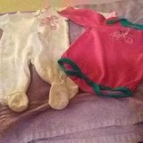 3 to 6 mos girl clothes in Fort Polk, Louisiana