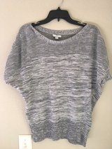 Sparkle & Fade Gray Sweater Top in Las Vegas, Nevada