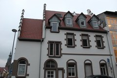 Beautiful and newly refurbished historic apartment in St. Wendel in Ramstein, Germany