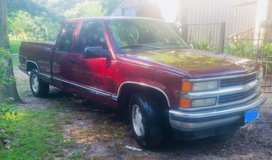 1996 Chevrolet Silverado in Coldspring, Texas