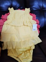 New Baby Girl Size 12 Months Summer Dress in Fairfield, California