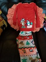 Size 12 month Winter Themed Pjs in Fairfield, California