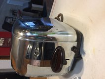 Vintage two slice toaster in Coldspring, Texas