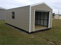 12x24 Lark Storage Shed in Camp Lejeune, North Carolina