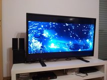 Sharp PN-E521 52'' professional Full HD LCD monitor. in Ramstein, Germany